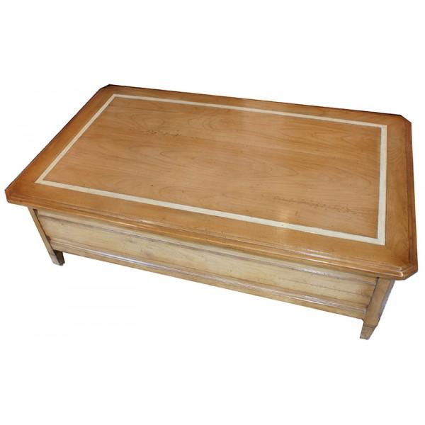 Table MIEL  La Maison Rivet Lozano