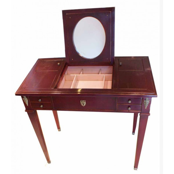 coiffeuse princesse la maison rivet lozano. Black Bedroom Furniture Sets. Home Design Ideas