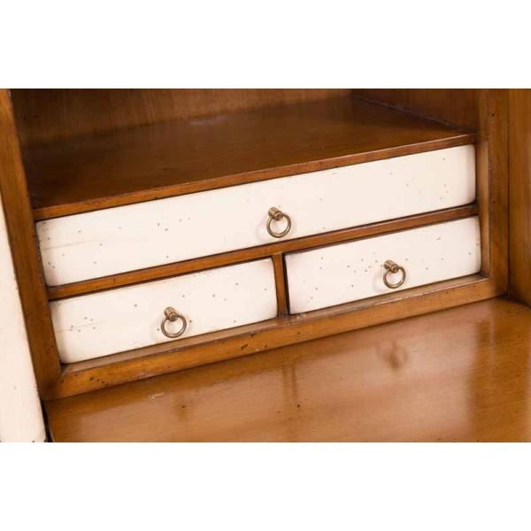 secretaire bati 1 porte la maison rivet lozano. Black Bedroom Furniture Sets. Home Design Ideas
