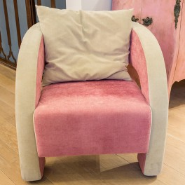 Fauteuil Rosy