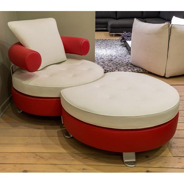 pouf original la maison rivet lozano. Black Bedroom Furniture Sets. Home Design Ideas